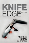 cover for Knife Edge crime fiction anthology